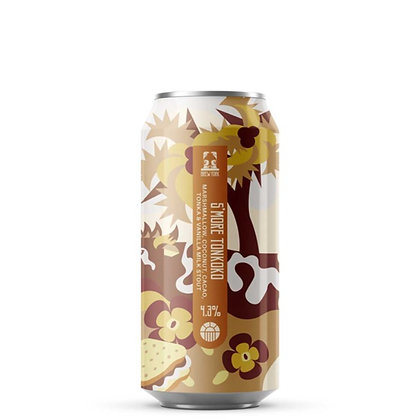 Brew York - S'more Tonkoko