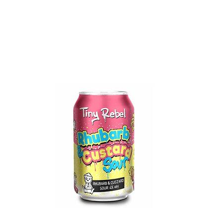 Tiny Rebel - Rhubarb & Custard