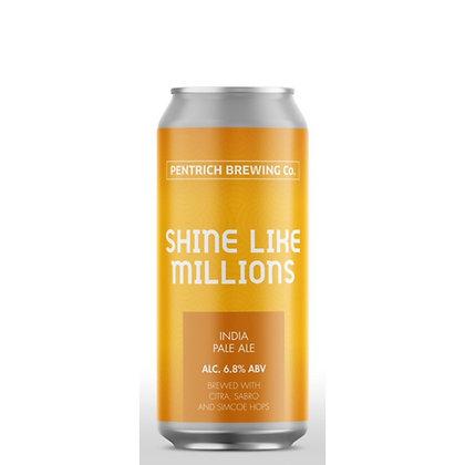 Pentrich - Shine Like Millions