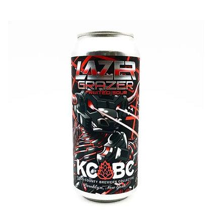 KCBC - Lazer Grazer