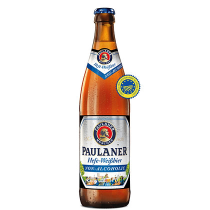 Paulaner - Hefe Weiss Alcohol Free