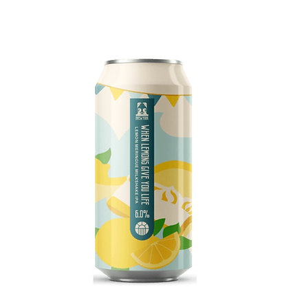 Brew York - When Lemons Give You Life