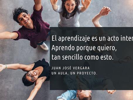 Un aula un proyecto en la mirada de Domingo Chica