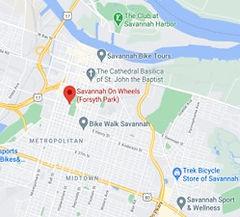 Savannah on Wheels Locations