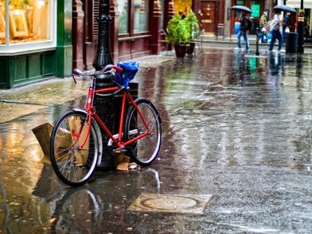 Rainy Day Bike Riding Tips