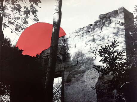 Photo Collage, 21cm x 30cm, January 2017
