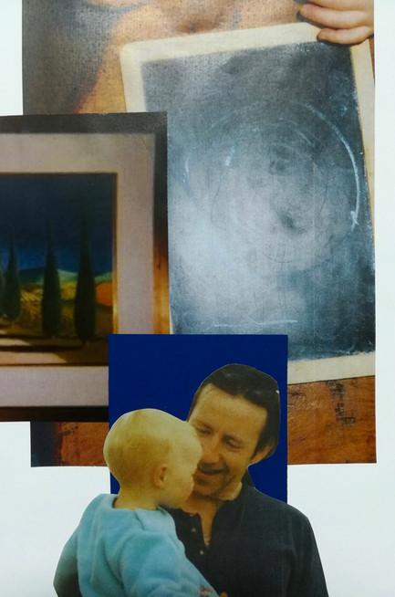 Photo Collage, 17cm x 30cm, October 2017