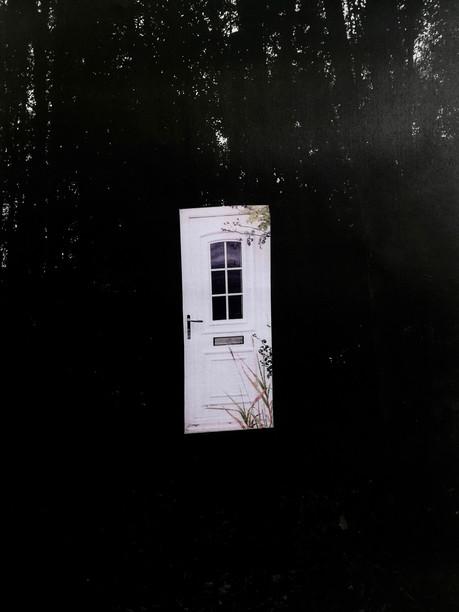 Photo Collage, 27cm x 38cm, December 2017
