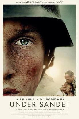 Selin_Graphics_film_poster_Under_sandet_