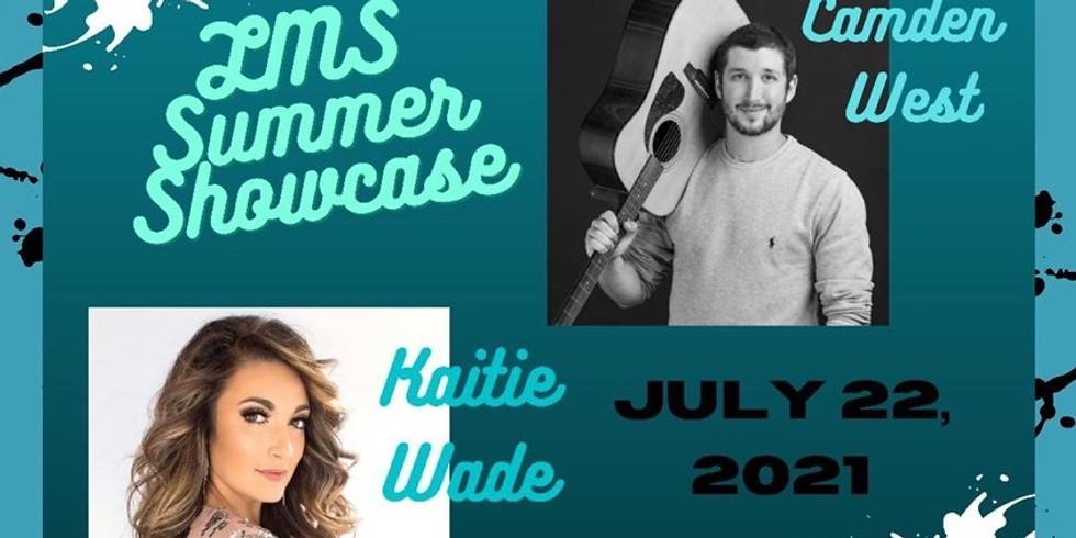 LMS Summer Showcase ft. Kaitie Wade and Camden West