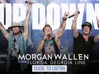 "Morgan Wallen feat. FGL - ""Up Down"" Single Review"