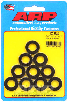 ARP 8740 Chrome Moly Hardened Washers - A Series Main Cap Bolts