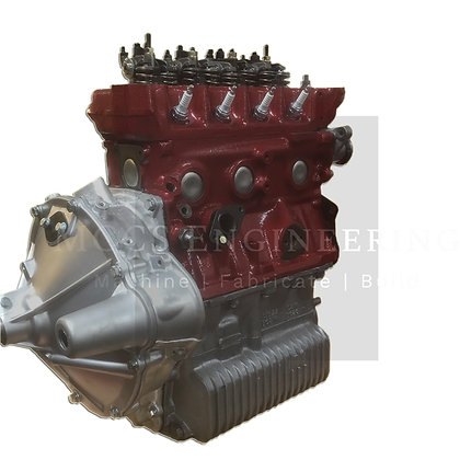 Classic Mini 998cc RoadSports Engine - Balanced, 276 Cam,Stage 3 Head