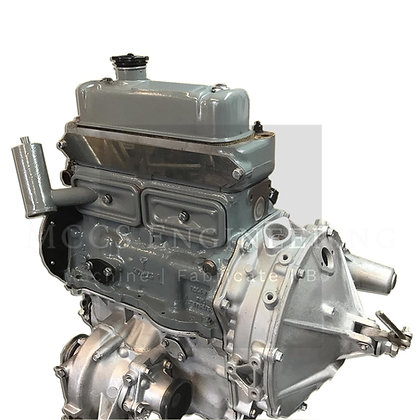 Classic Mini 998 Pre-A Plus Sports Engine - Balanced, 266 Cam,Flat Tops