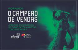WORKSHOP O CAMPEÃO DE VENDAS