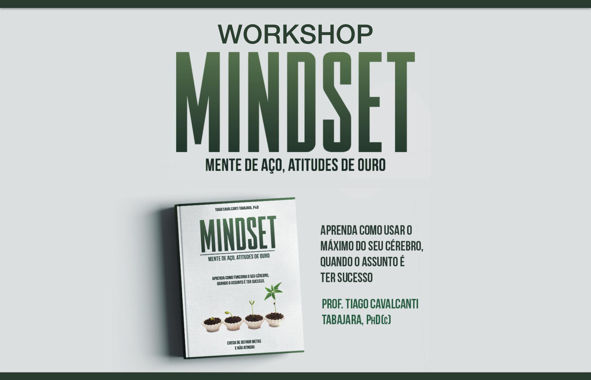 WORKSHOP MINDSET DE SUCESSO
