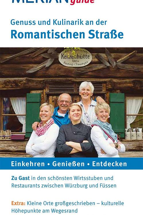 MERIAN guide Genuss und Kulinarik an der Romantischen Straße