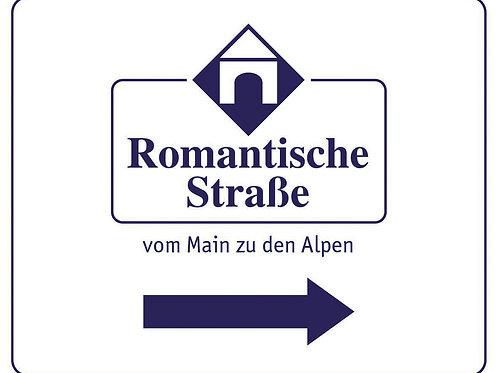 Weitwanderweg Romantische Straße