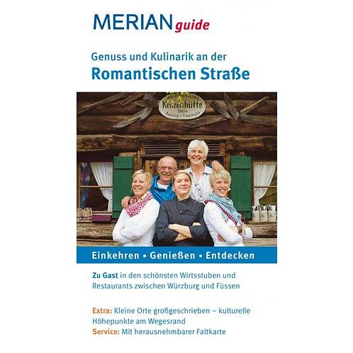 Infopaket MERIAN guide Genuss und Kulinarik inkl. Reiseplaner