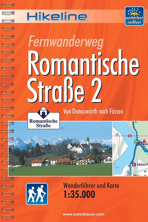 Fernwanderweg Romantische Straße Donauwörth-Füssen