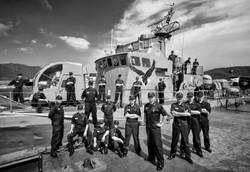 Rok Navy Chamsuri ship