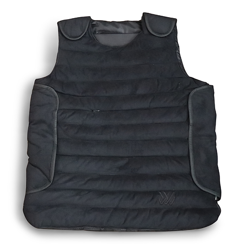 Living Legend Black Bulletproof Style Gilet