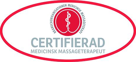 Certifierad Medicinsk Massageterapeut