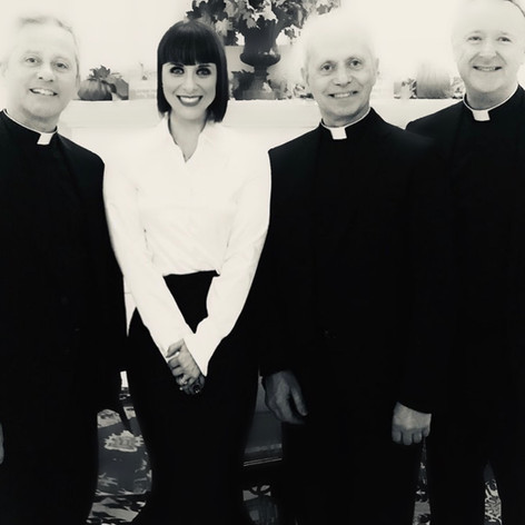 In Concert With the Priests