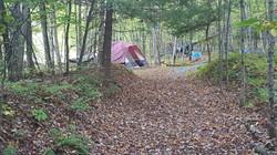 Camp grounds at BSI