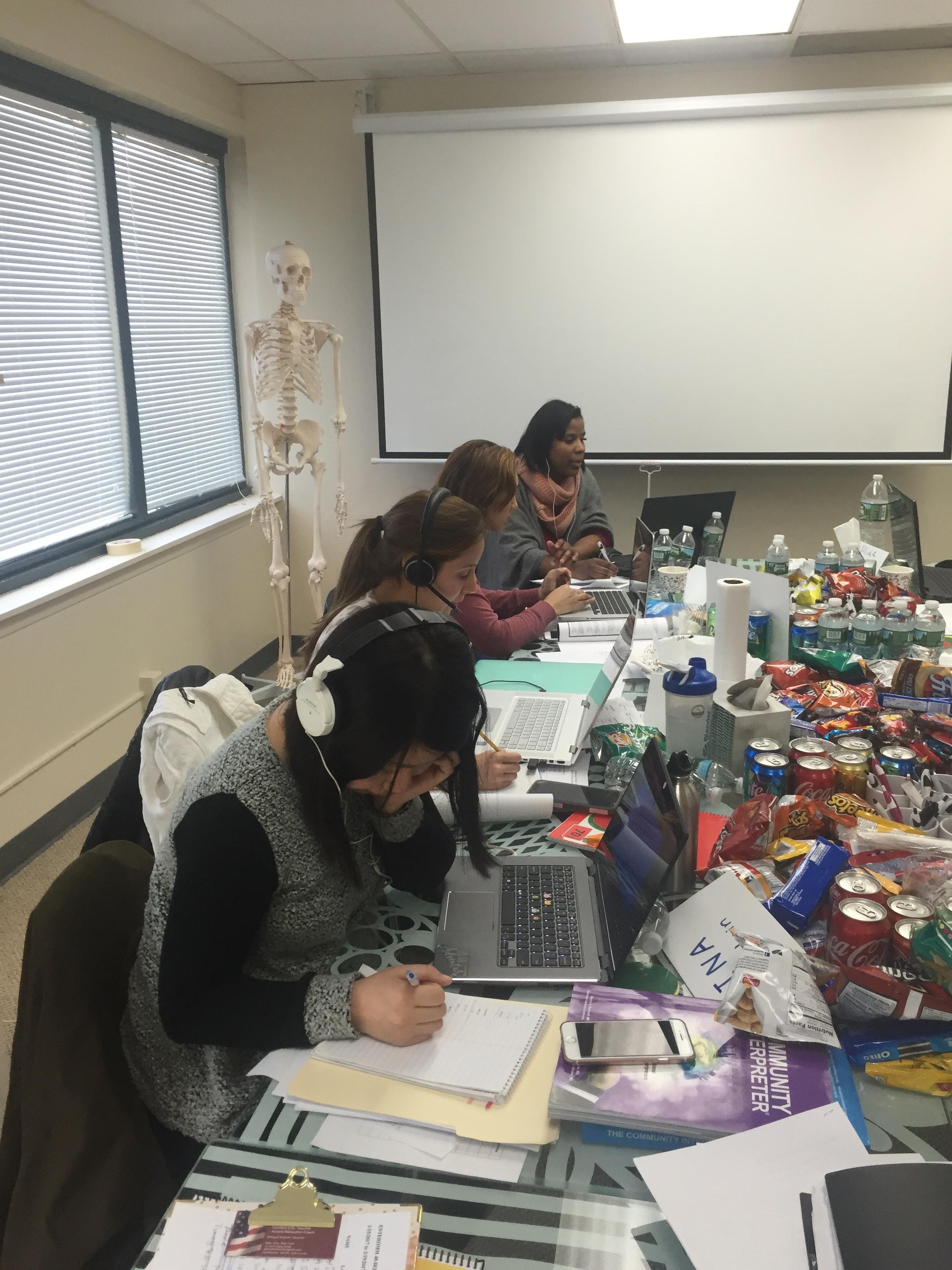 64-Hour Medical Interpreter Training