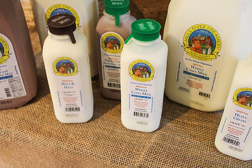 Mills River Creamery Products