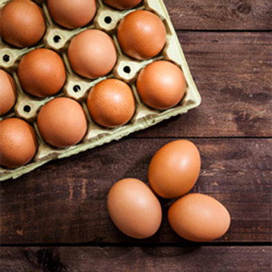 Brown Eggs (cage free)