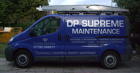 DP Supreme Maintenance, based in Abingdon, Oxfordshire