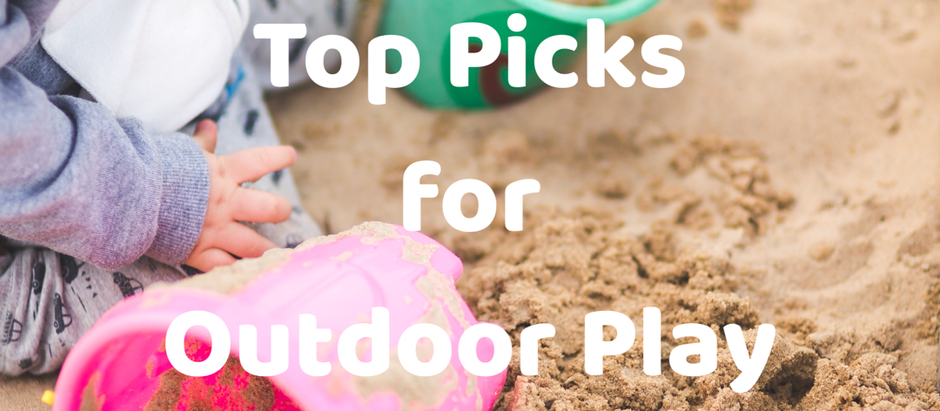 Top Picks for Outdoor Play