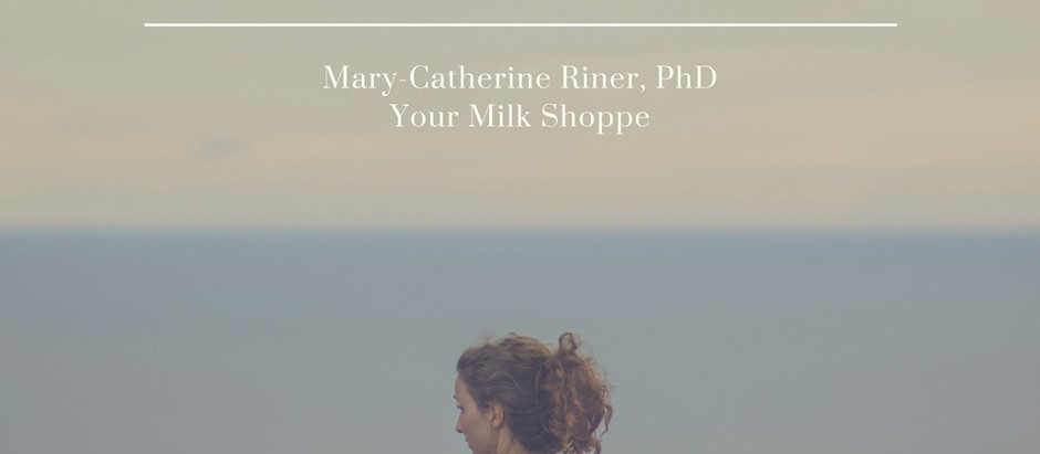 No Body is Perfect | Mary-Catherine Riner, PhD