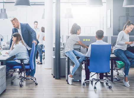 Perspective for Employers: This is NOT a Fire Drill