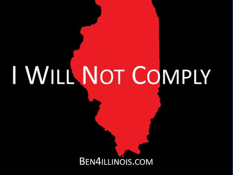 I Will Not Comply!