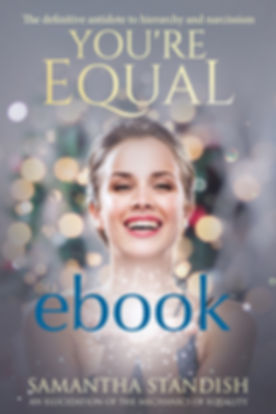 """The ebook """"You're Equal."""""""