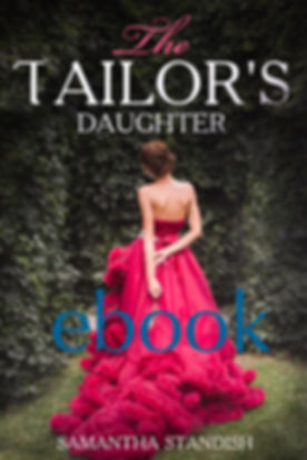 """The ebook """"The Tailor's Daughter."""""""
