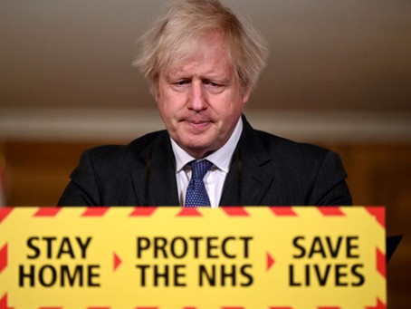 Boris bowed down before the Death Cult