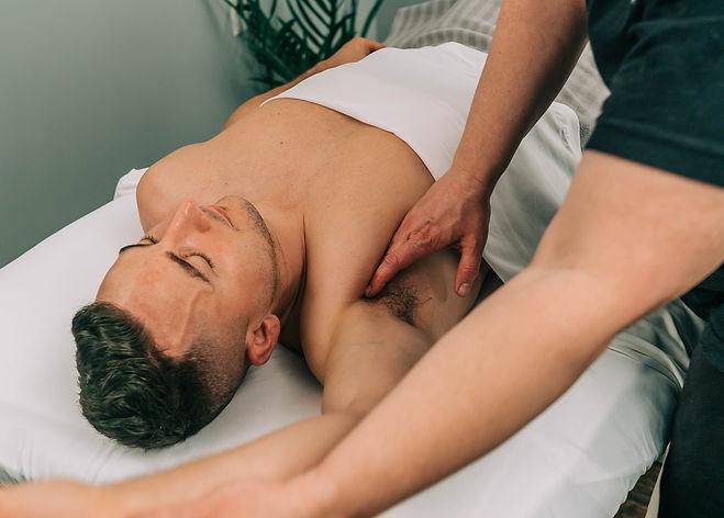 Subscapularis Release Deep Tissue Massag