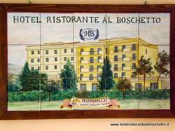 """Hotel-Ristorante """"Al Boschetto"""""""