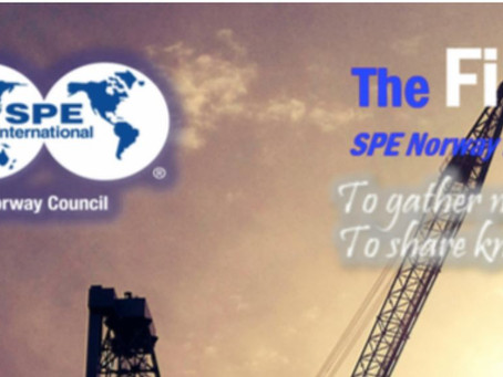 SPE Norway The First release