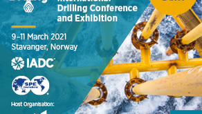 The 2021 SPE/IADC International Drilling Conference and Exhibition is coming to Stavanger!