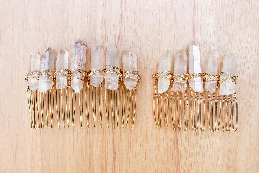 Angel Aura Gold Comb