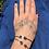 Thumbnail: Sapphire Bracelet 100% Sterling Silver