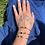 Thumbnail: Tourmaline Bracelet 100% Sterling Silver