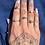 Thumbnail: Blue Kyanite Ring 100% Sterling Silver