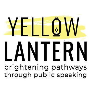 Public speaking for kids Yellow Lantern
