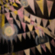 Car Lot Flags Night.JPG